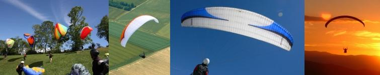 Section Parapente